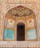 Amber Palace gateway Stock Photography