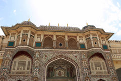 Amber Palace, Jaipur, India Royalty Free Stock Photography
