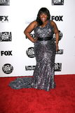 Amber Riley Royaltyfria Bilder