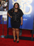 Amber Riley Royalty-vrije Stock Fotografie