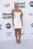 Amber Rose at the 2012 Billboard Music Awards Arrivals, MGM Grand, Las Vegas, NV 05-20-12 Stock Image