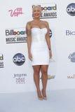 Amber Rose at the 2012 Billboard Music Awards Arrivals, MGM Grand, Las Vegas, NV 05-20-12. Amber Rose  at the 2012 Billboard Music Awards Arrivals, MGM Grand Stock Image