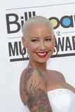 Amber Rose at the 2012 Billboard Music Awards Arrivals, MGM Grand, Las Vegas, NV 05-20-12 Royalty Free Stock Photos