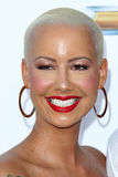 Amber Rose arrives at the 2012 Billboard Awards Stock Photography
