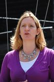 Amber Rudd Royalty Free Stock Images
