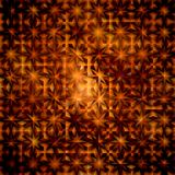 Amber. Seamless pattern for background Stock Photography