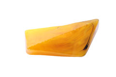 Amber stone Stock Photography
