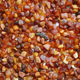 Amber stone Background Stock Photography
