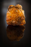 Amber - Sunstone Royalty-vrije Stock Afbeeldingen