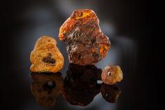 Amber - Sunstone Stock Photos