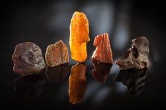 Amber - Sunstone Royalty Free Stock Photography