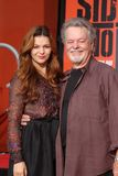 Amber Tamblyn, Russ Tamblyn Royalty Free Stock Images