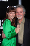 Amber Tamblyn,Russ Tamblyn Stock Image