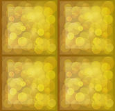 Amber texture. Seamless abstract pattern stock illustration
