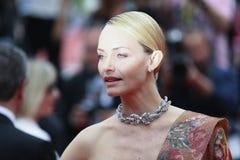 Amber Valletta deltar i den Wonderstruck `en för `, Royaltyfri Foto
