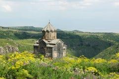 церковь amberd Стоковая Фотография RF