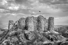 Amberd Fortress . Royalty Free Stock Photography