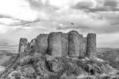 Amberd Fortress . Royalty Free Stock Photo