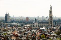 Amberes - Bélgica Fotografía de archivo libre de regalías