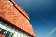 El museo del MAS en Amberes Fotografía de archivo