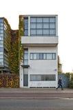 Amberes, BÉLGICA - octubre de 2016: Casa de Guiette diseñada por Le Co Fotos de archivo
