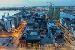 Amberes, Bélgica Fotos de archivo libres de regalías