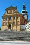 Amberg, Mariahilfkirche (Marias help church) Royalty Free Stock Photo