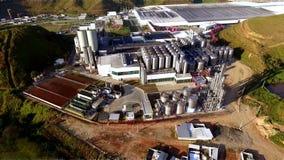 Ambev en av de största bryggarna i världen lager videofilmer
