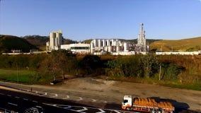 Ambev en av de största bryggarna i världen stock video