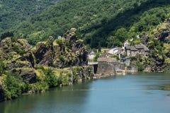 Ambialet (Tarn, France) Stock Photo