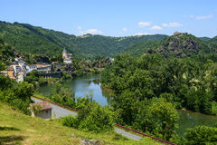 Ambialet (Tarn, France) Royalty Free Stock Photos