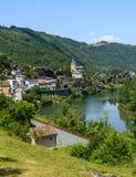 Ambialet (Tarn, France) Royalty Free Stock Photos
