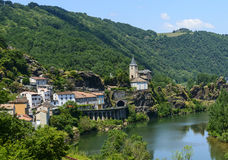 Ambialet (Tarn, France) Royalty Free Stock Image