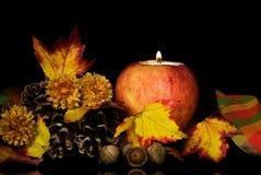 Ambiance de Apple do outono fotos de stock