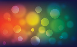 Ambient Circle Background. Ambient Background. Colorful design concept Stock Photos