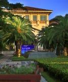 Ambiente da comunidade dos bens imobiliários de China Imagens de Stock Royalty Free