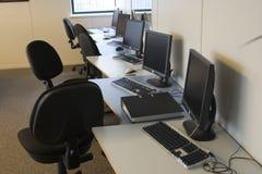 Ambiente dell'ufficio Fotografie Stock Libere da Diritti