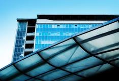 Ambiente della città - costruzioni Fotografia Stock
