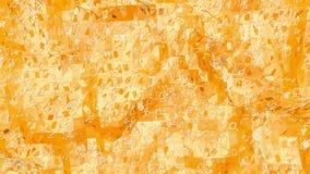 Ambiente di vibrazione del mosaico digitale poligonale o fondo d'ondeggiamento nella poli progettazione moderna popolare 3D del f illustrazione vettoriale