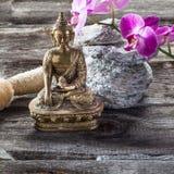 Ambiente für feng shui und Detoxbehandlung Lizenzfreies Stockfoto