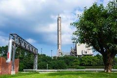 Ambiente industriale Fotografie Stock Libere da Diritti