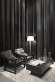 Ambiente simples e à moda do escritório Foto de Stock