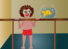 Ambitiösa ungar 9 stock illustrationer