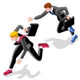 Ambitiöst för Job Ambitions för affärsändring 25 begrepp vektor Royaltyfri Fotografi