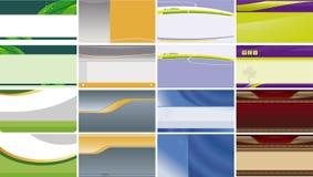 Ambiti di provenienza Fotografie Stock