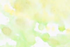 Ambiti di provenienza acquerelli astratti Fotografia Stock