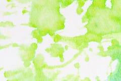 Ambiti di provenienza acquerelli astratti Fotografie Stock