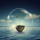 Ambiti di provenienza ambientali astratti Fotografie Stock