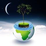 Ambiti di provenienza ambientali astratti Immagine Stock Libera da Diritti