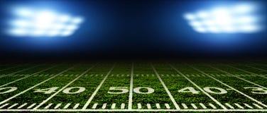 Ambiti di provenienza astratti di calcio o di gioco del calcio Fotografie Stock